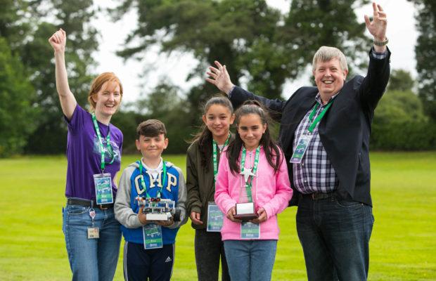 2017 Analog Devices Primary School Robotics Champions