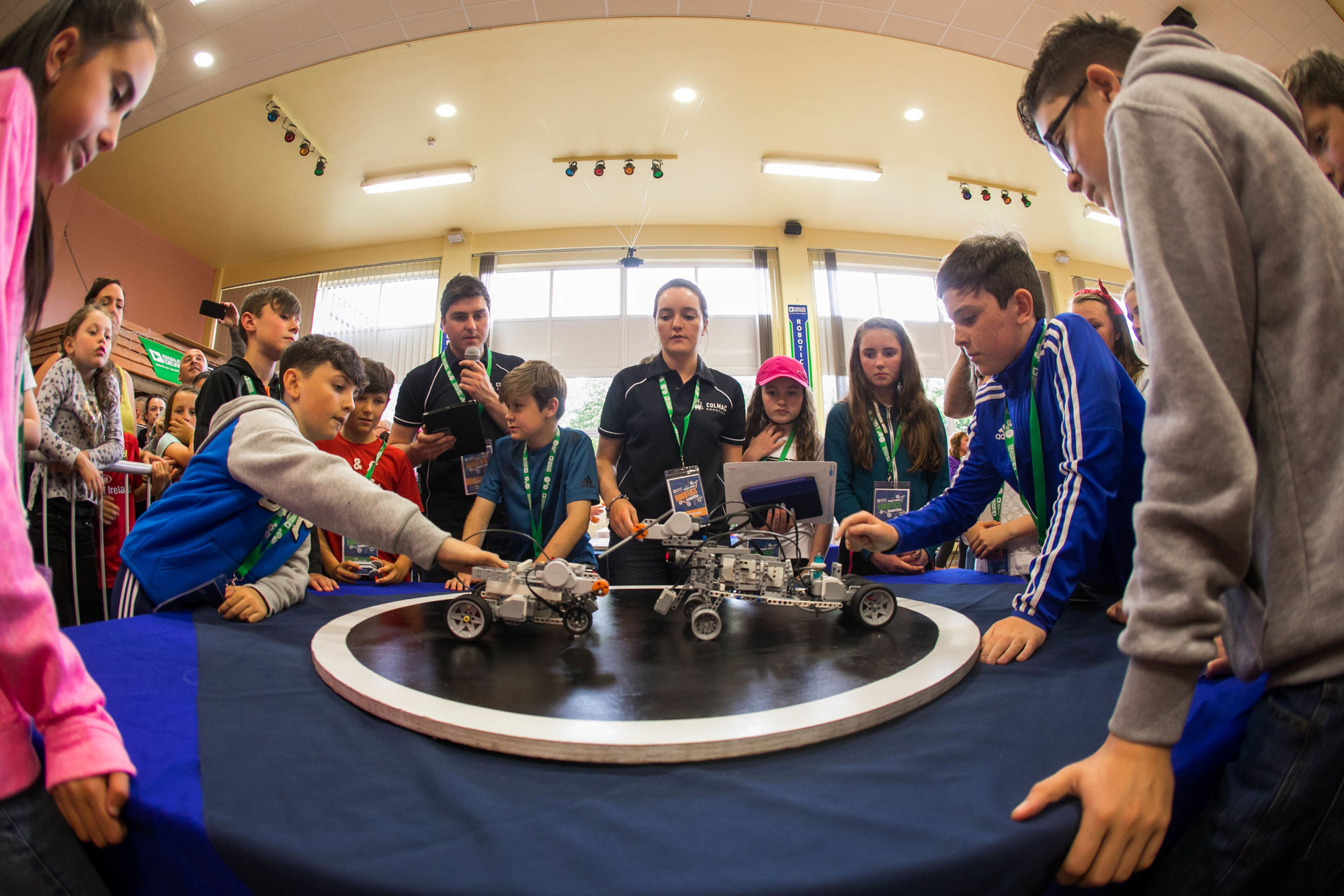 2017 Analog Devices Primary School Robotics Champions