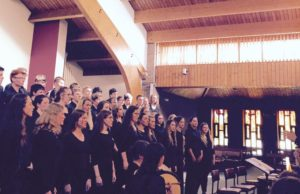Irish Youth Training Choir
