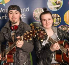 Limerick Youth Service Summer Music Workshops
