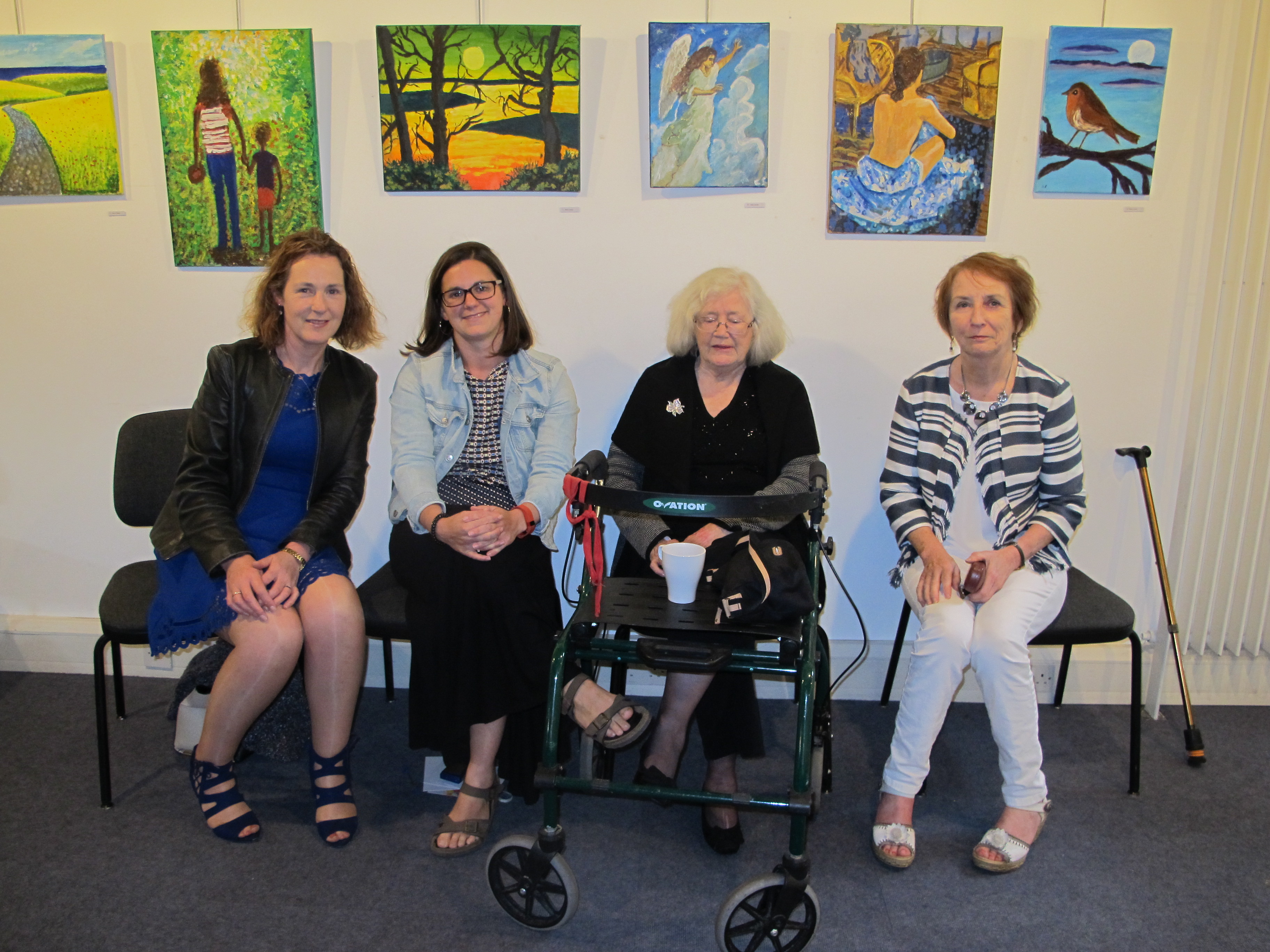 MS Ireland Mid-West Region Art Exhibition