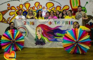 Limerick Pride Youth Party