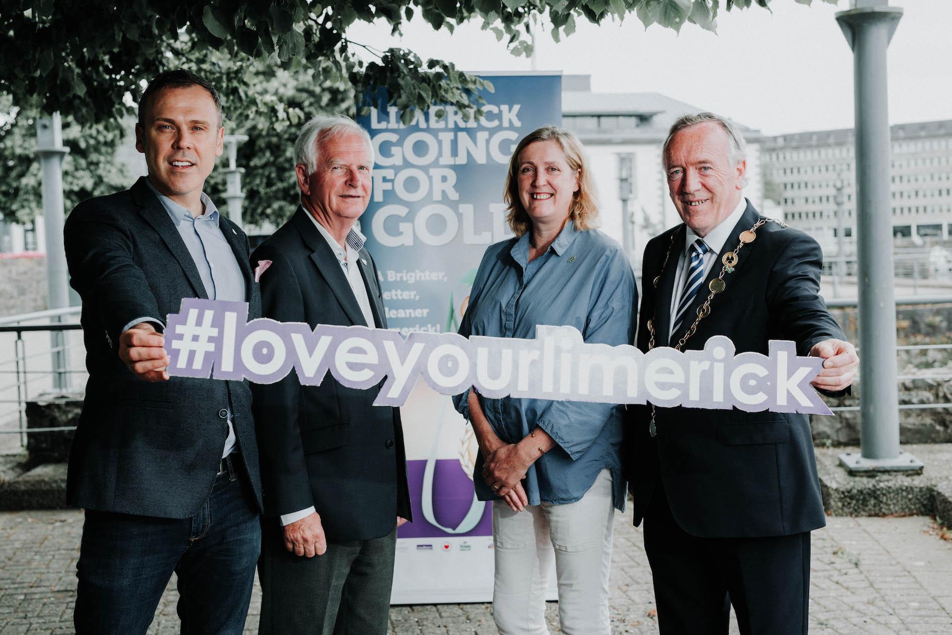 Limerick Going for Gold 2017