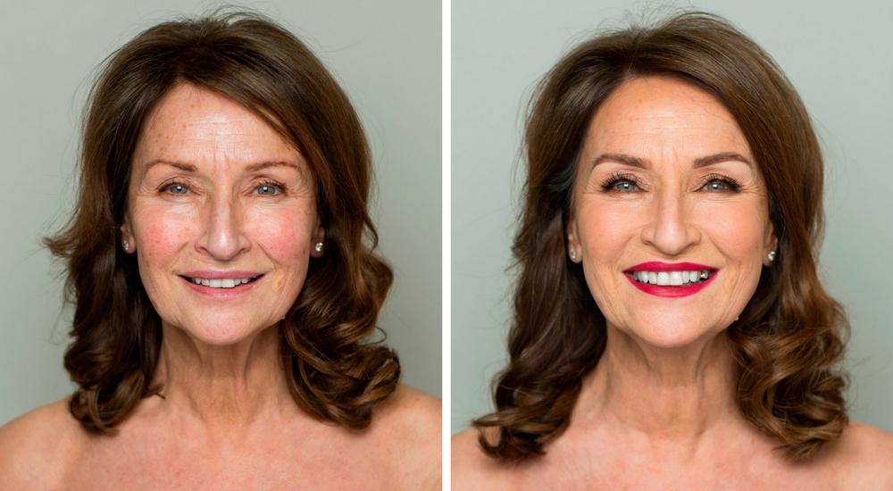 Celia Holman Lee Life Magazine Naked Beauty Feature