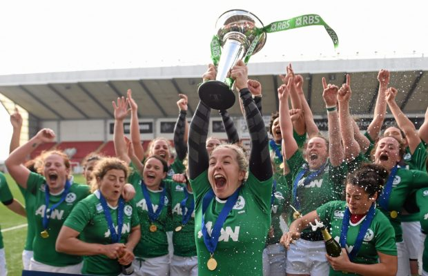 Women's Rugby World Cup Trophy Tour