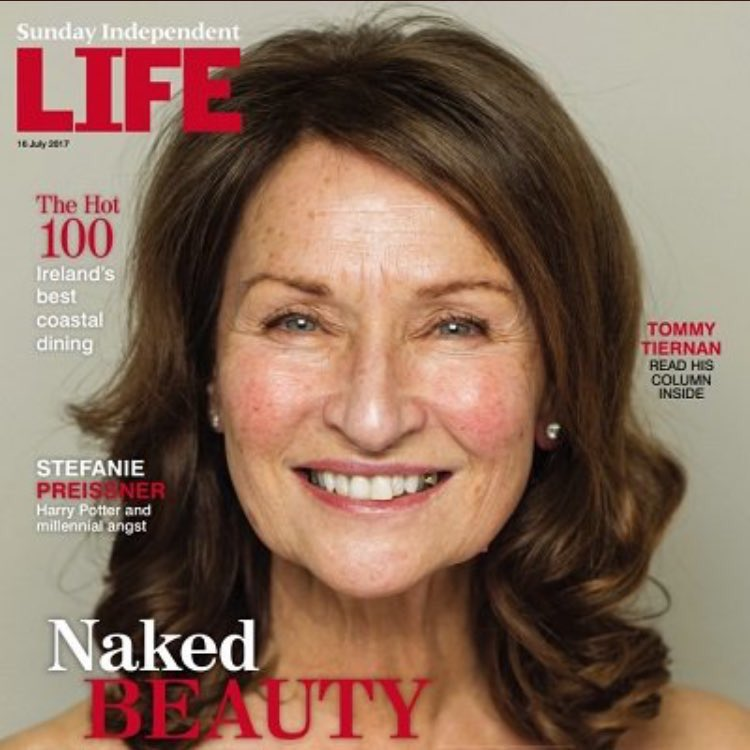 Celia Holman Lee Life Magazine Naked Beauty