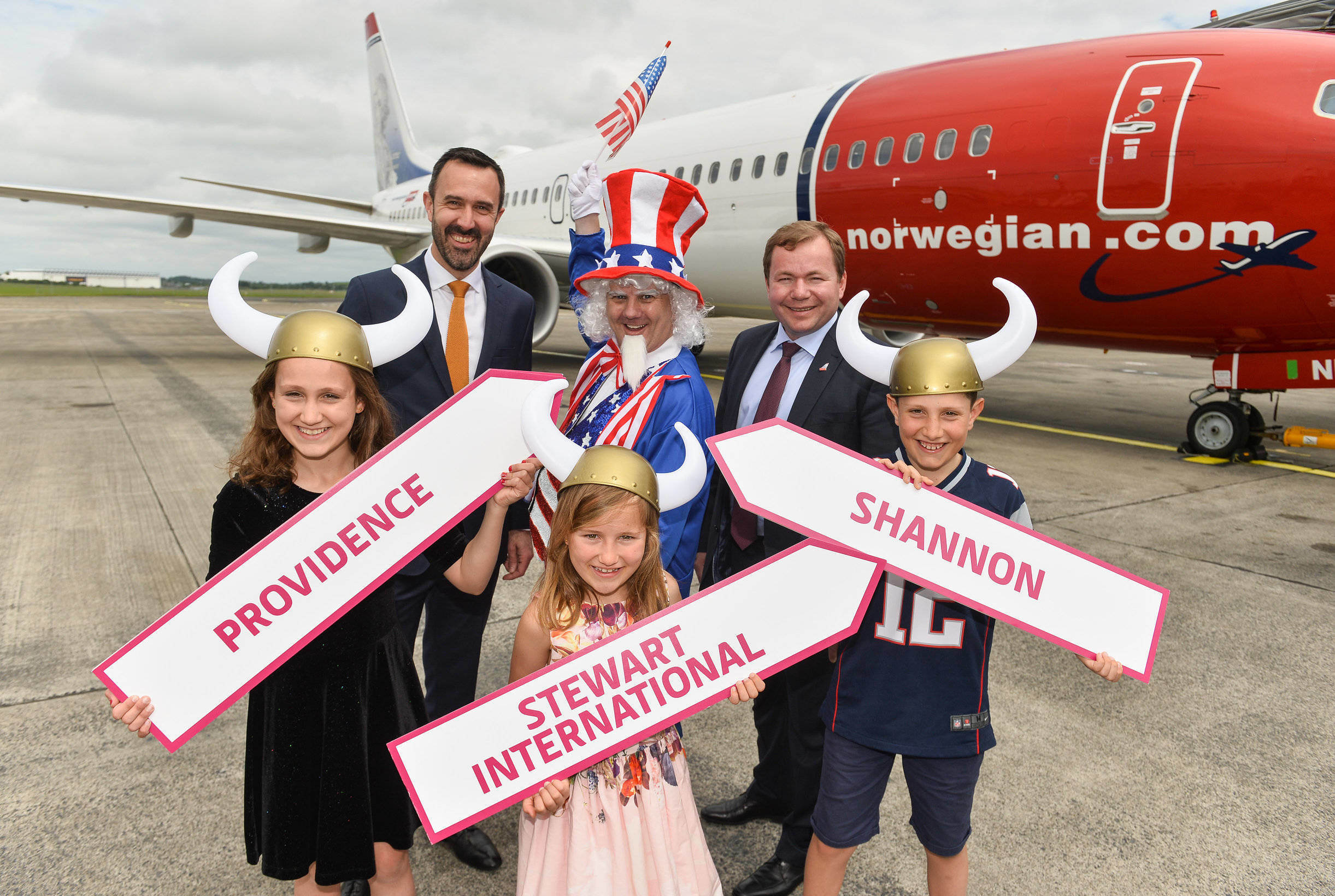 Norwegian Air Shannon