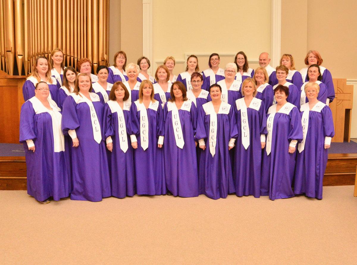 Unity Gospel Choir Limerick Gospel Fest