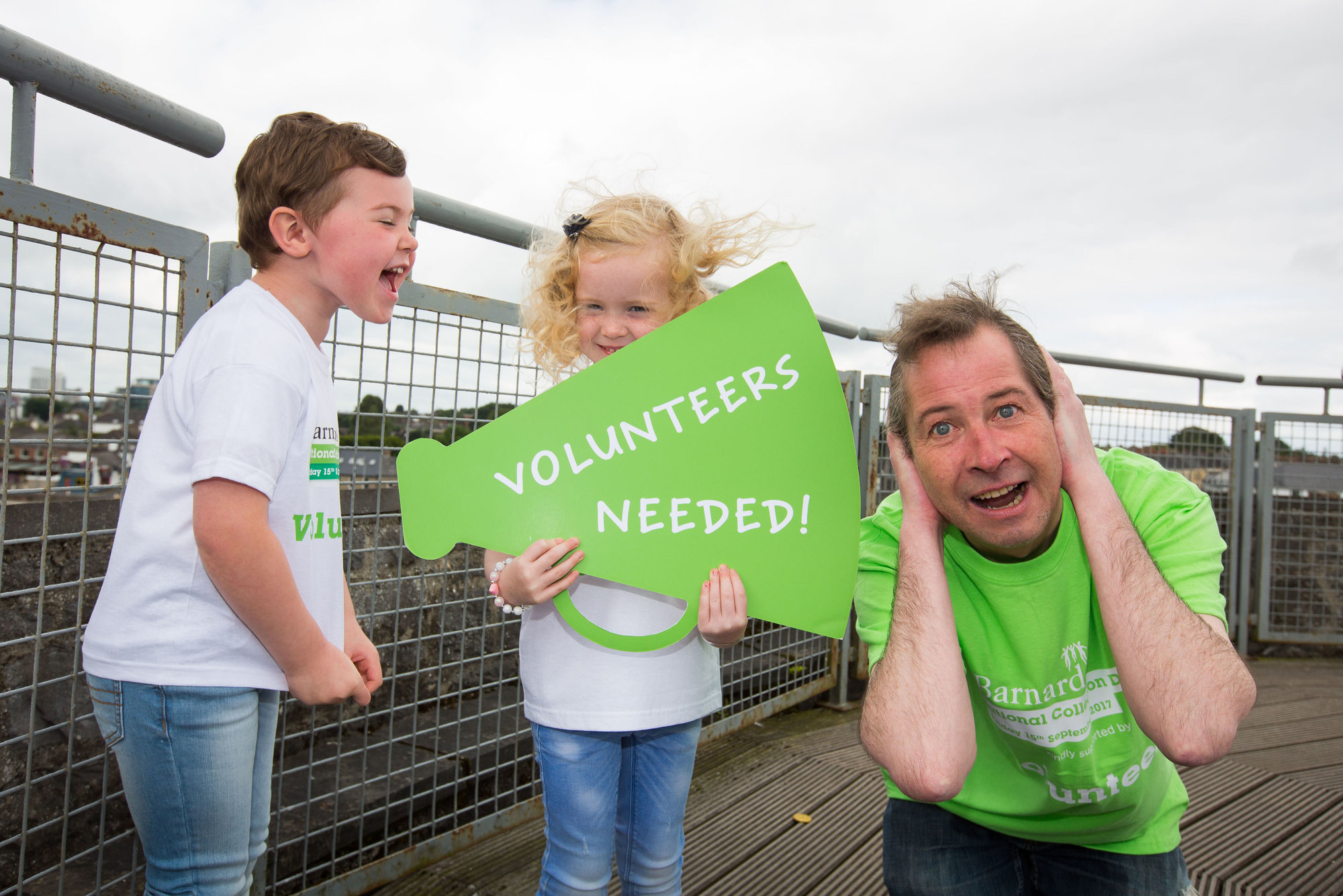 Barnardos launches Local Volunteer Drive