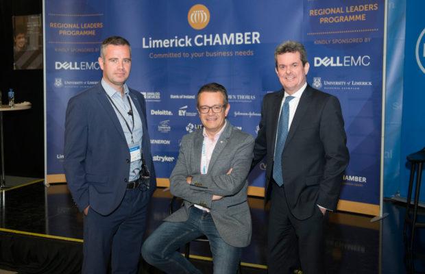 Dell EMC Limerick Leadership Talks
