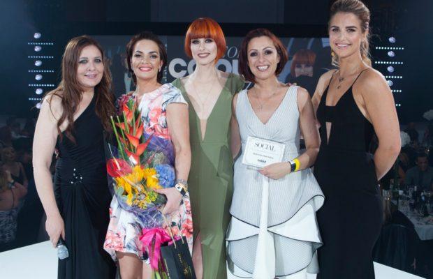 Melo Yelo win Style Award