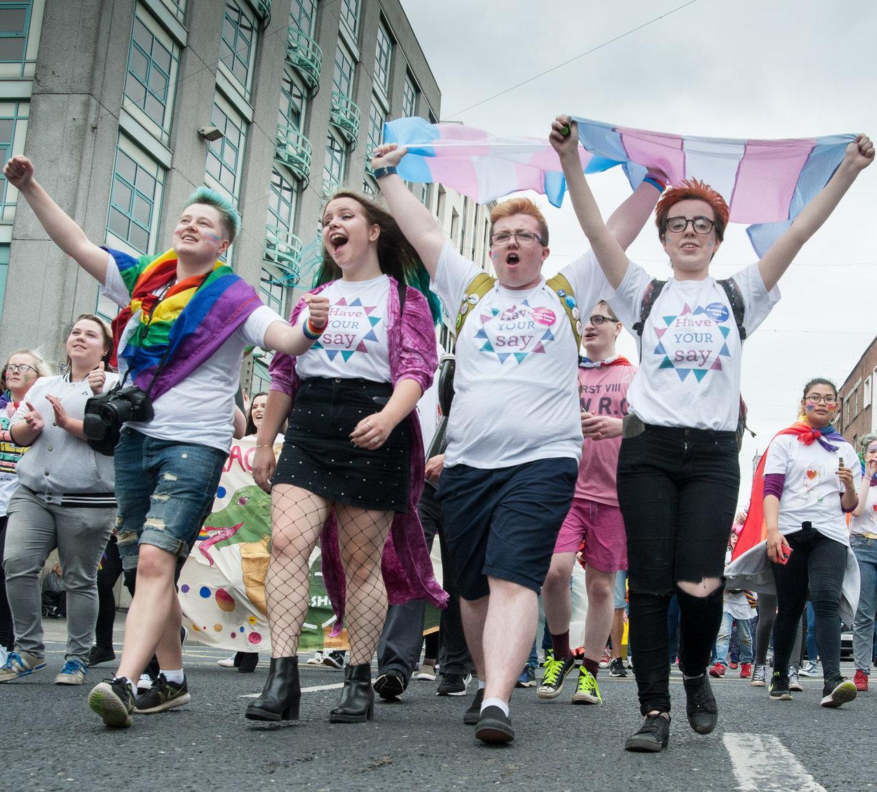 Limerick LGBTI Pride 2017