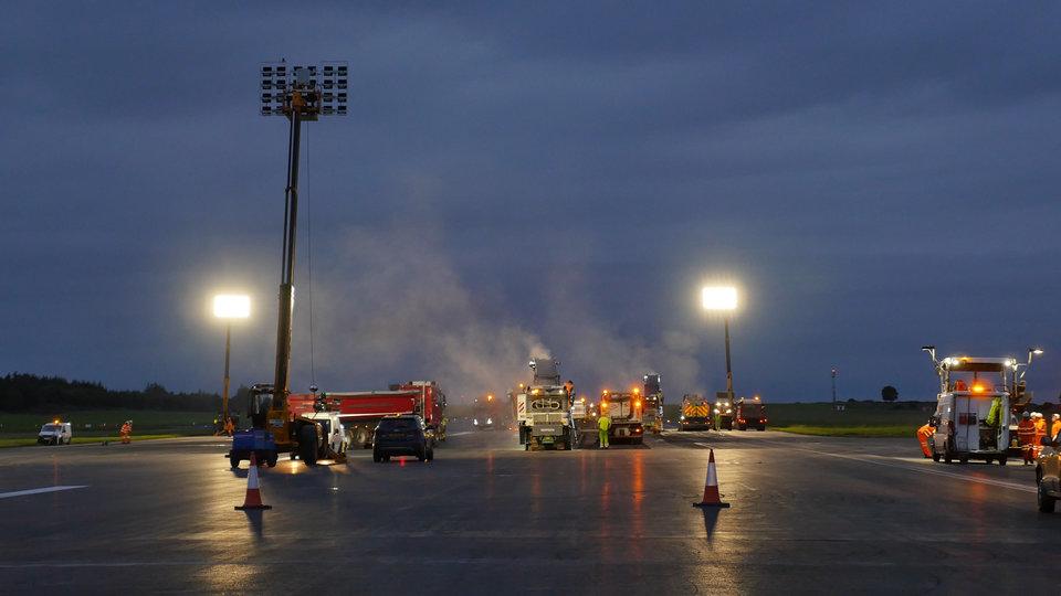 Shannon Airport runway upgrade