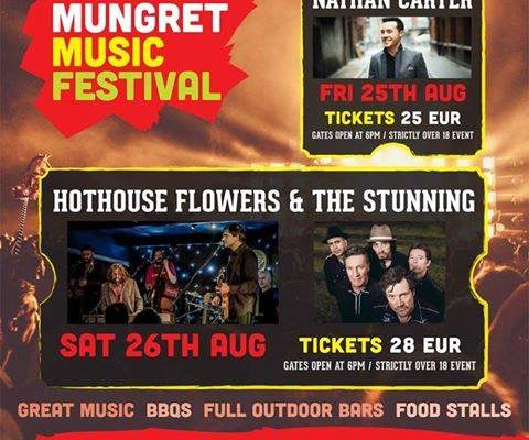 Mungret Music Festival 2017