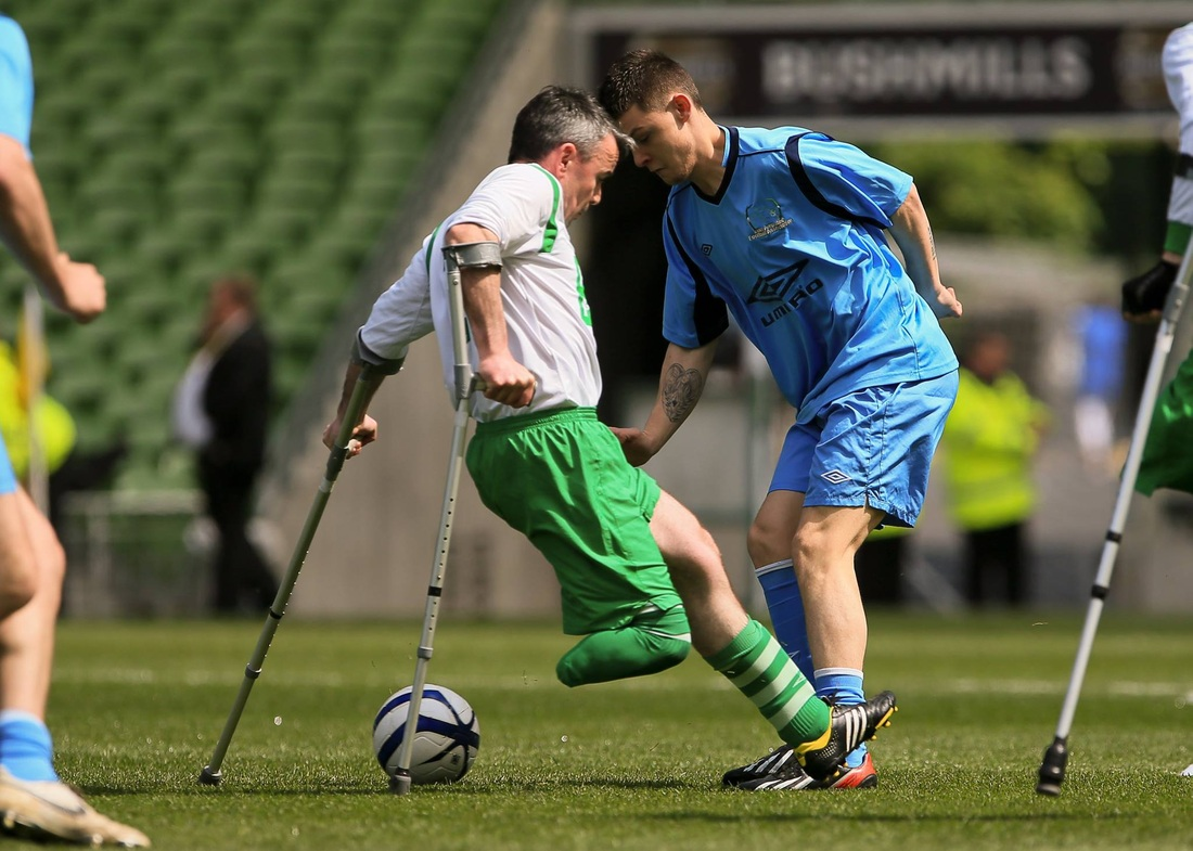 Irish Amputee Football Association