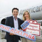 Shannon to Philadelphia