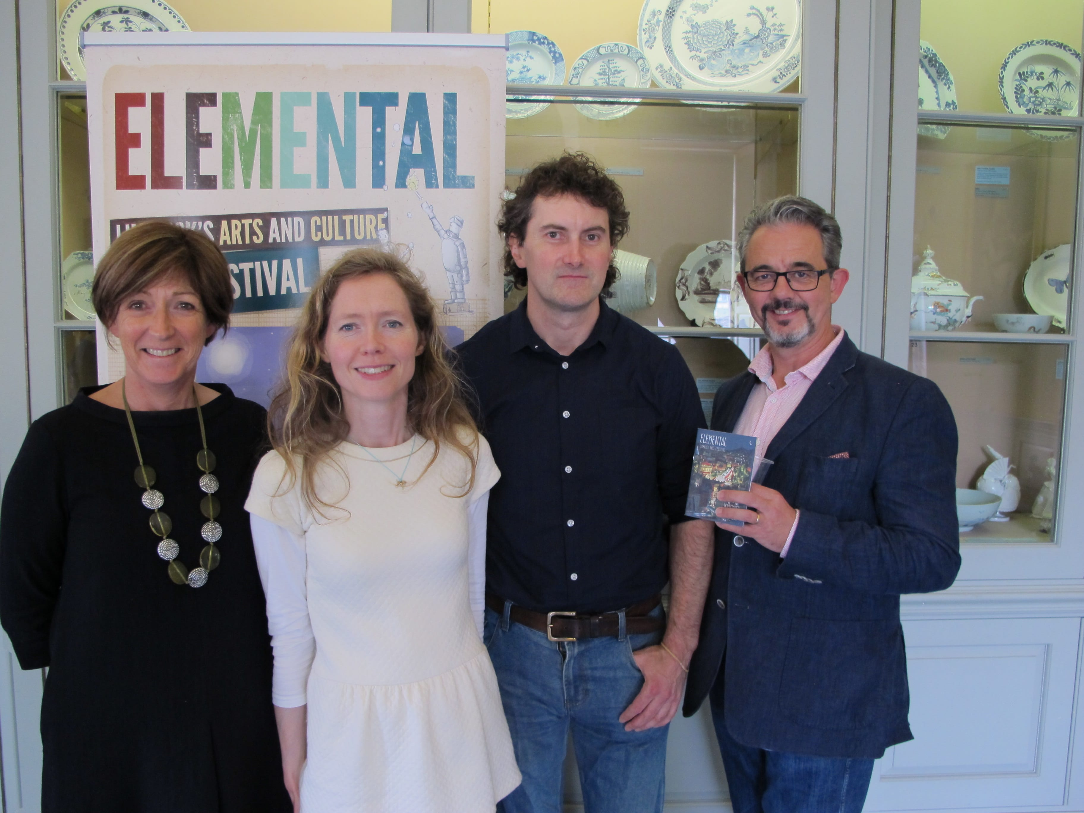 Elemental Arts Festival 2017 Launch