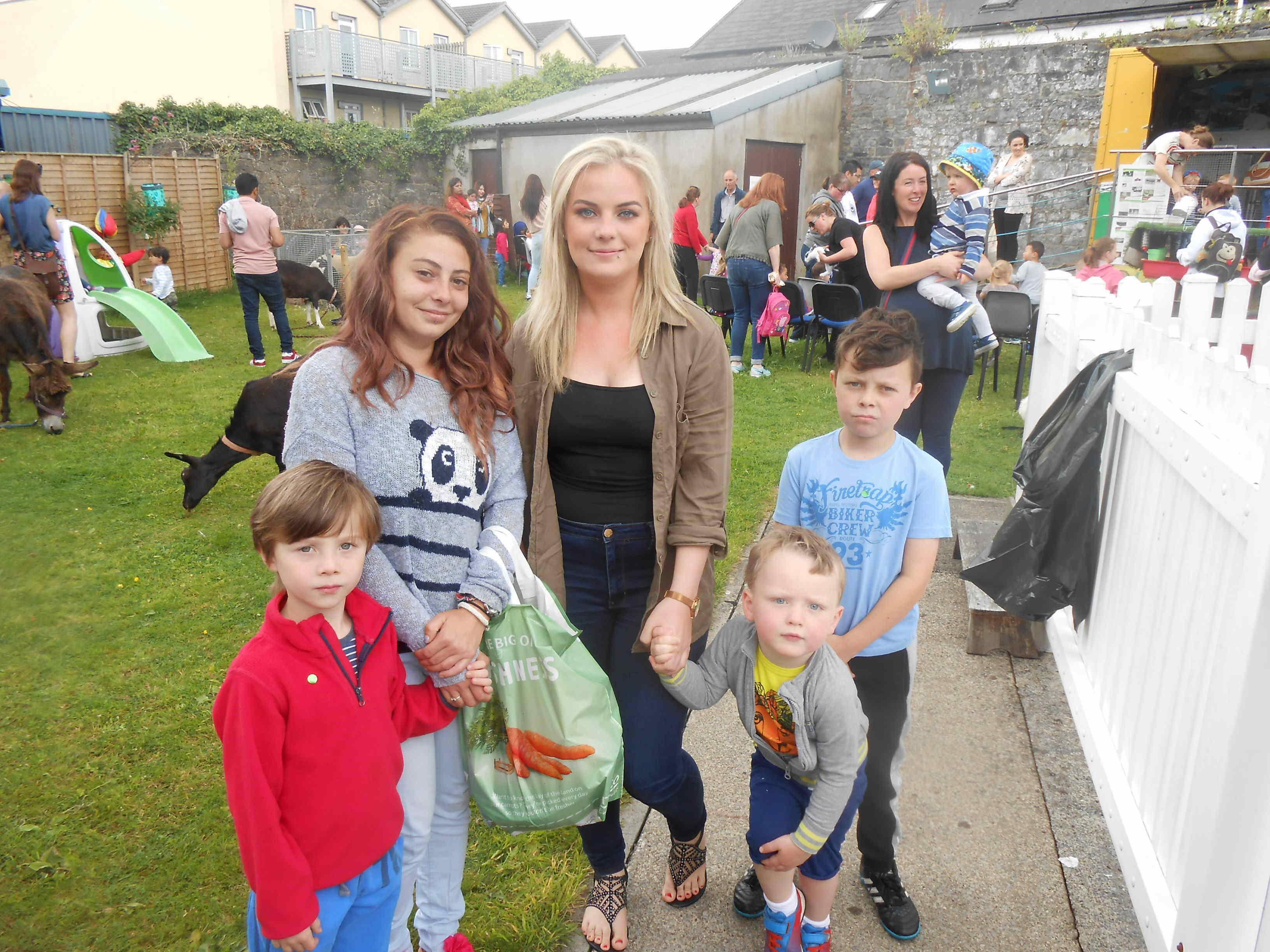 Limerick Social Service Council Ltd Family Fun Day