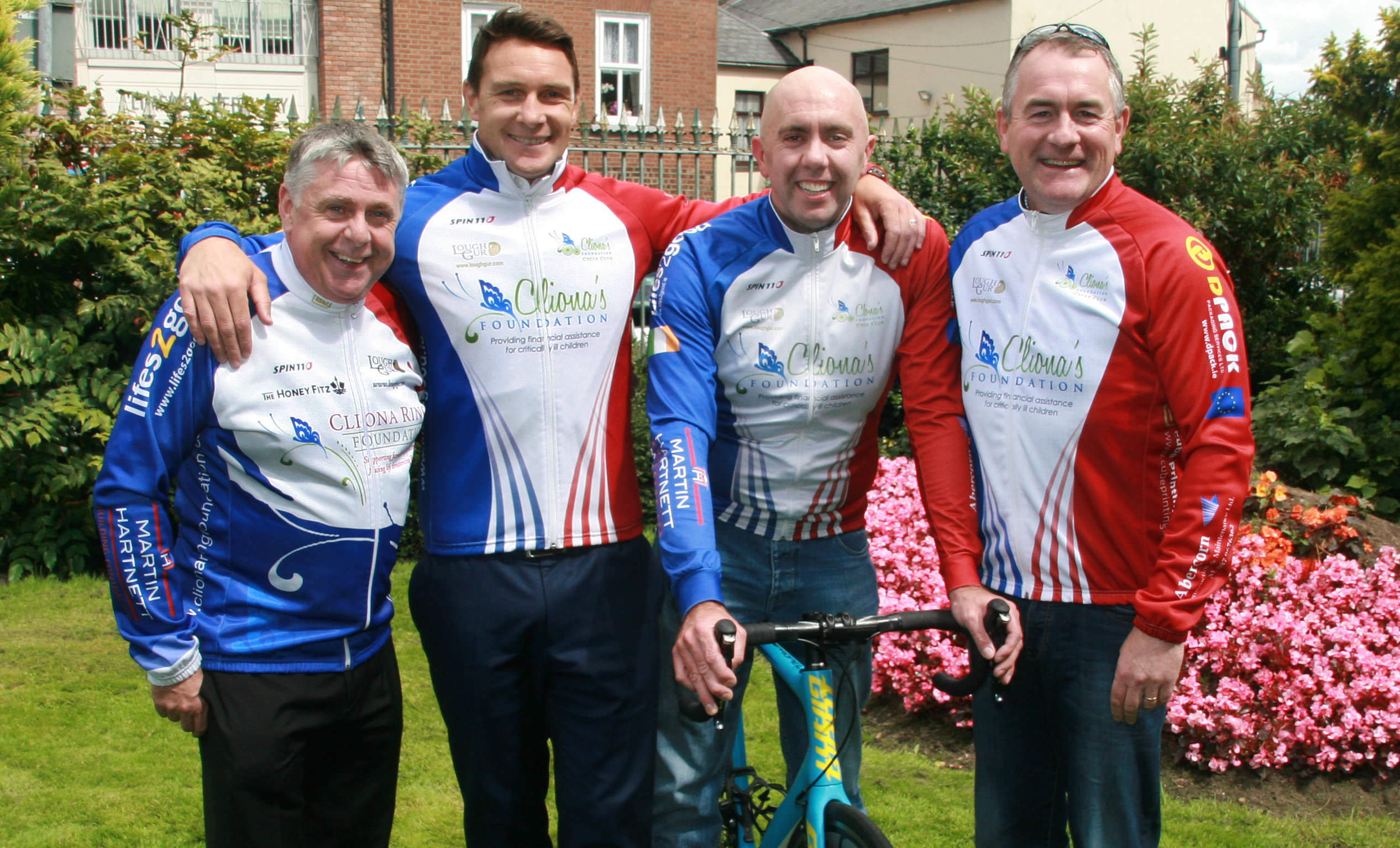 Cliona's Foundation's 10th Annual Cycle