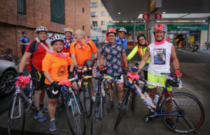 Charity Cycle from Limerick to Ballybunion