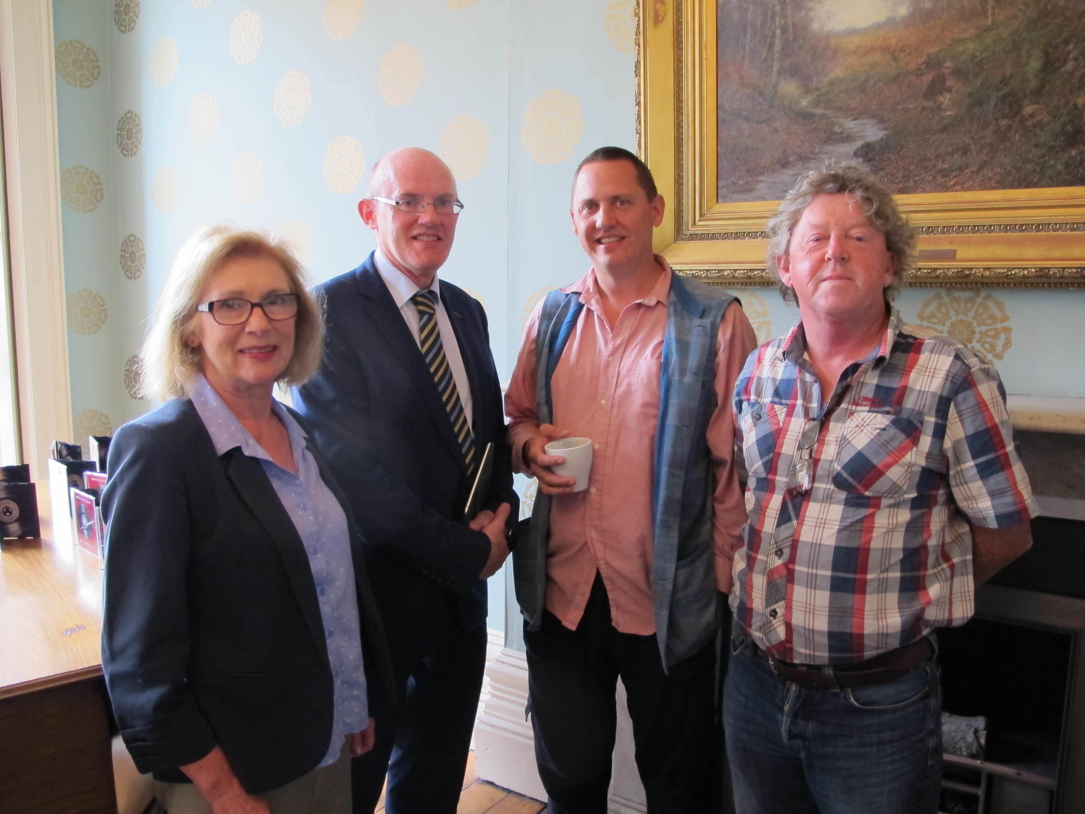 Limerick Voices album launch