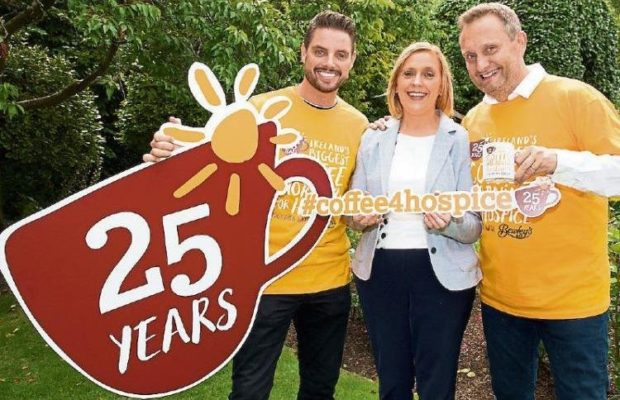 Ireland's Biggest Coffee Morning 2017