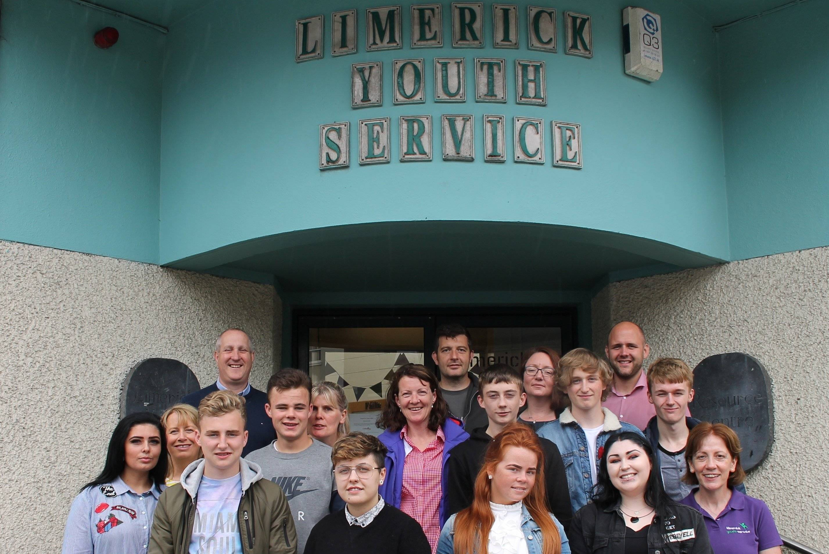 Limerick Youth Service Leaving Cert Applied class