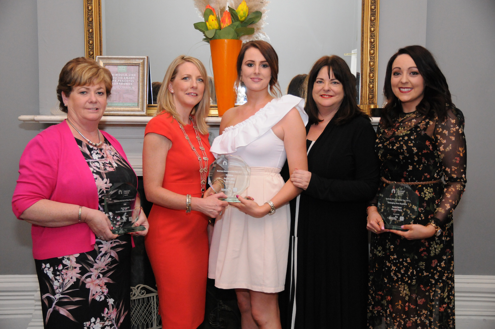 Network Ireland Businesswoman of the Year Award 2017