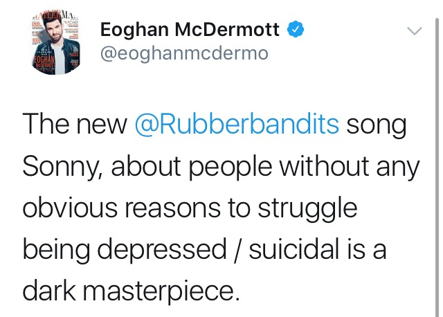 Rubberbandits new song Sonny