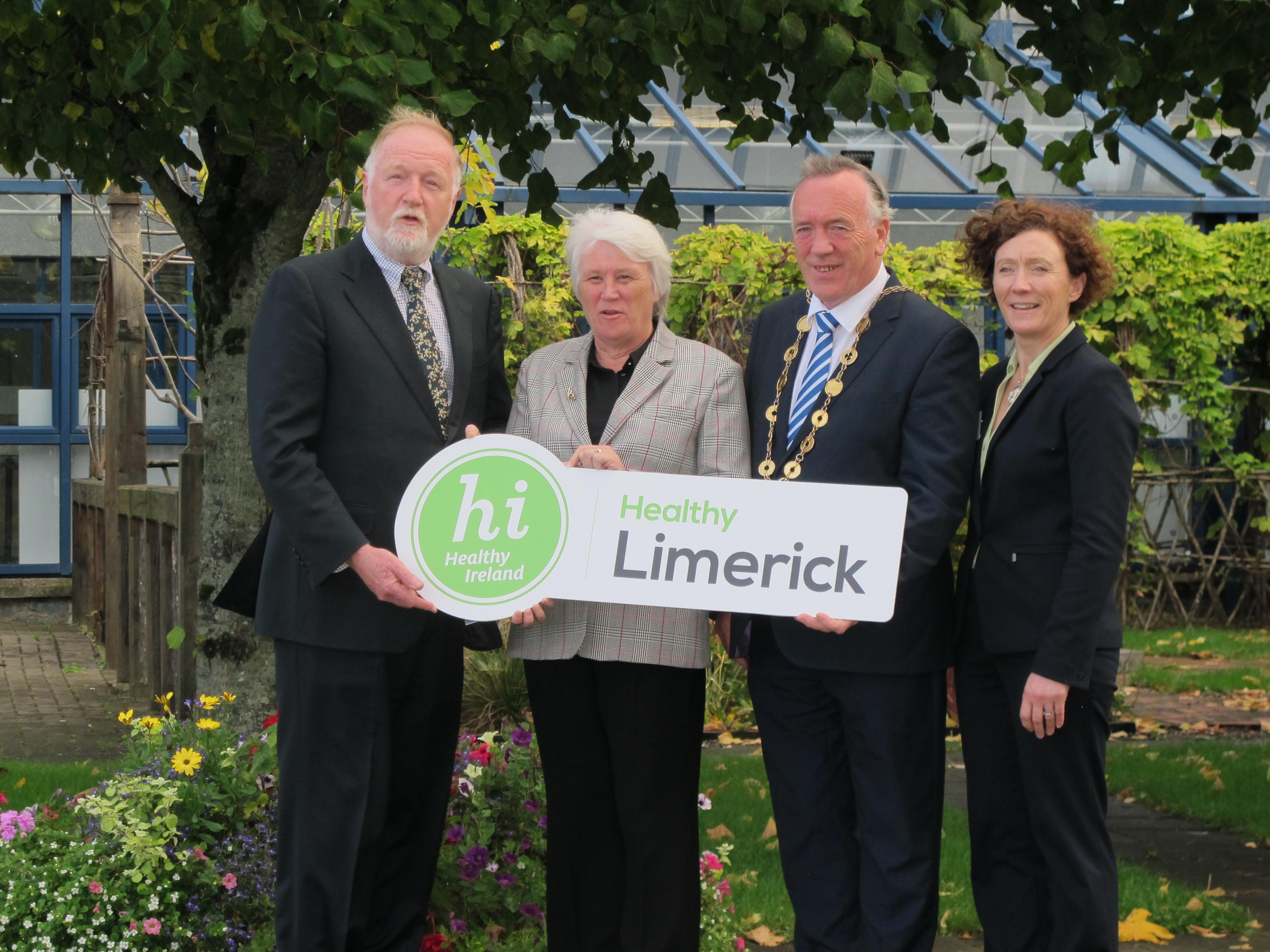 Healthy Limerick