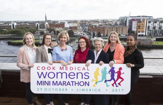 Limerick Womens Mini Marathon 2017