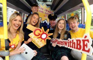 Go Places with Bus Éireann
