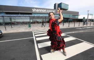 Shannon to Barcelona Reus