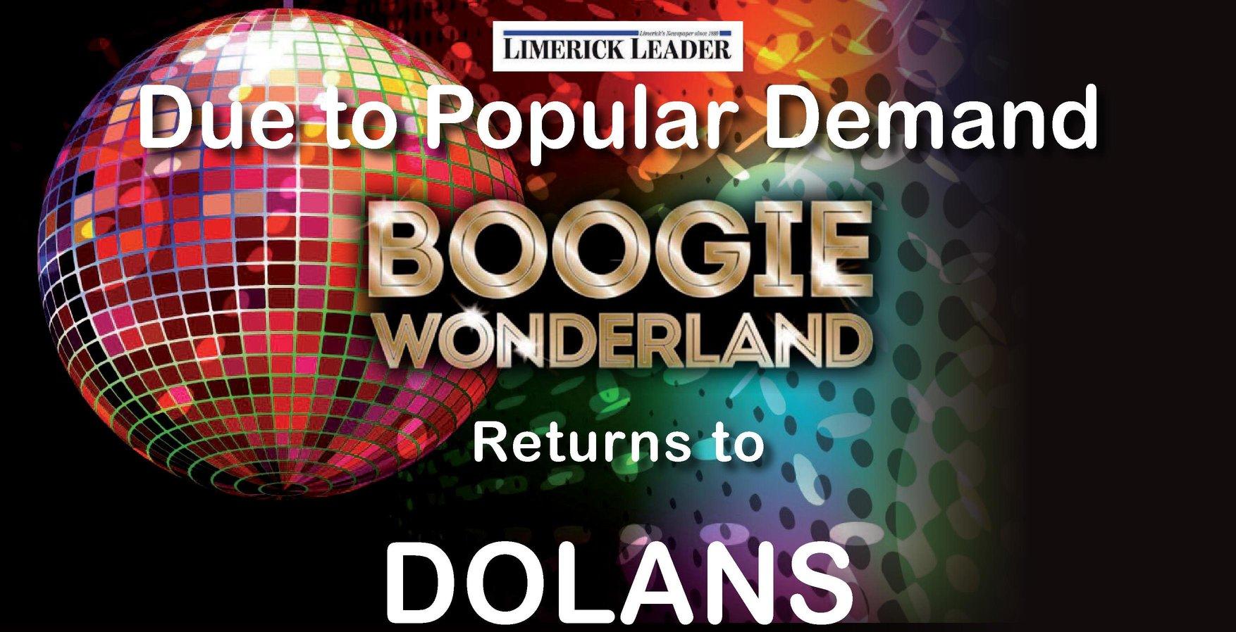 Boogie Wonderland Returns