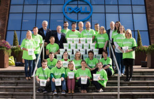 Dell EMC Limerick Support Barnardos