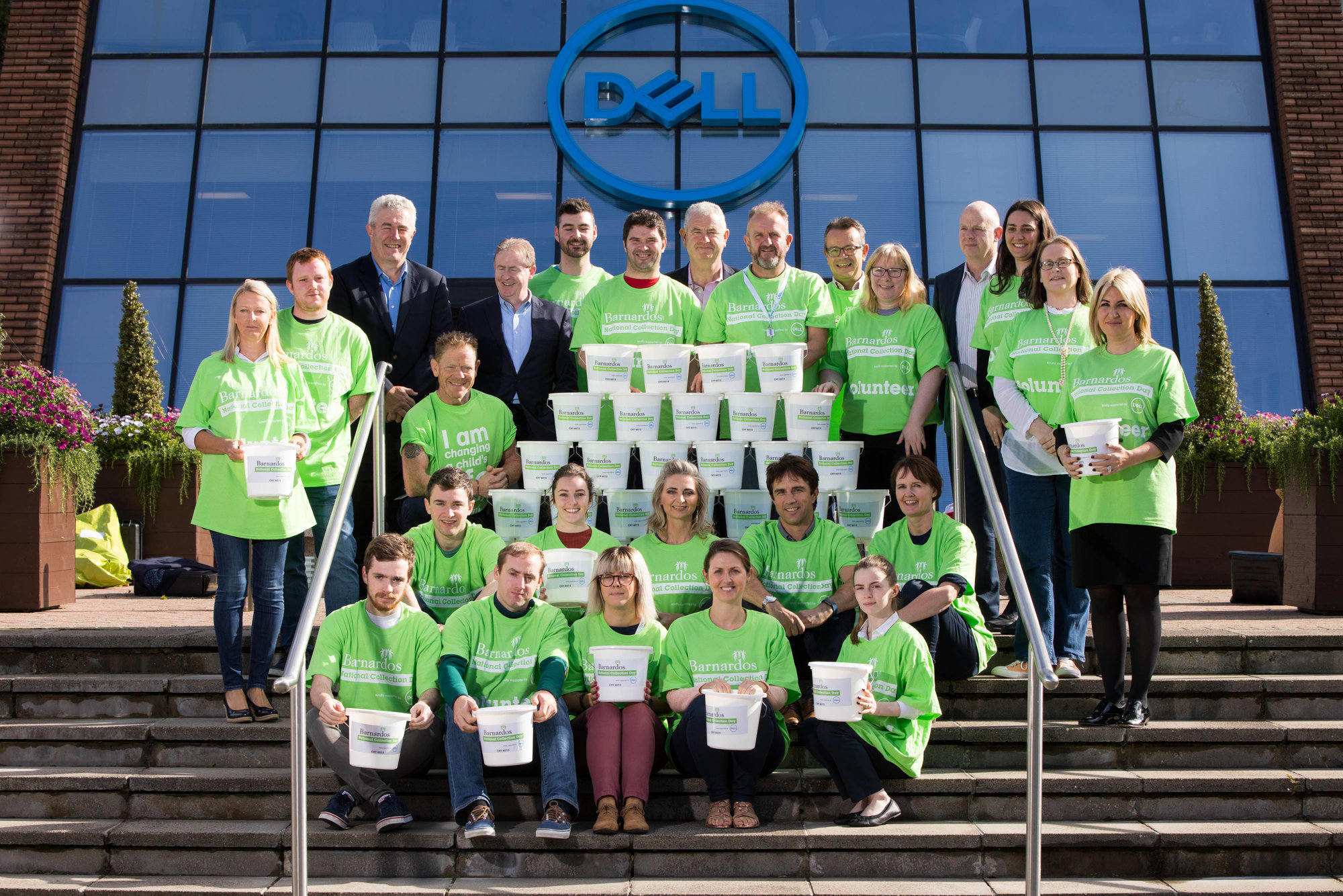 Dell EMC LimerickSupport Barnardos