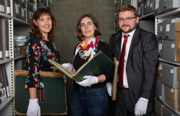 Limerick Archives digitisation