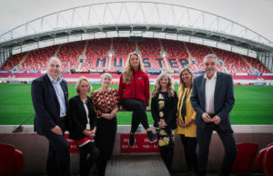 media partnership Thomond Park Stadium