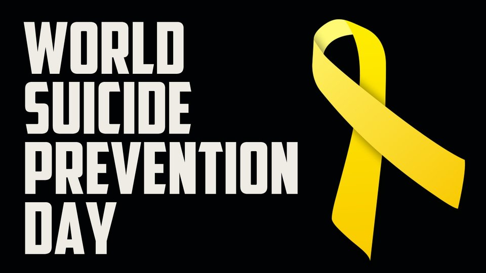 World Suicide Prevention Day 2017