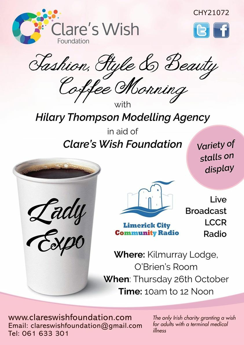 Lady Expo coffee morning