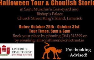 Haunted Halloween walking tour