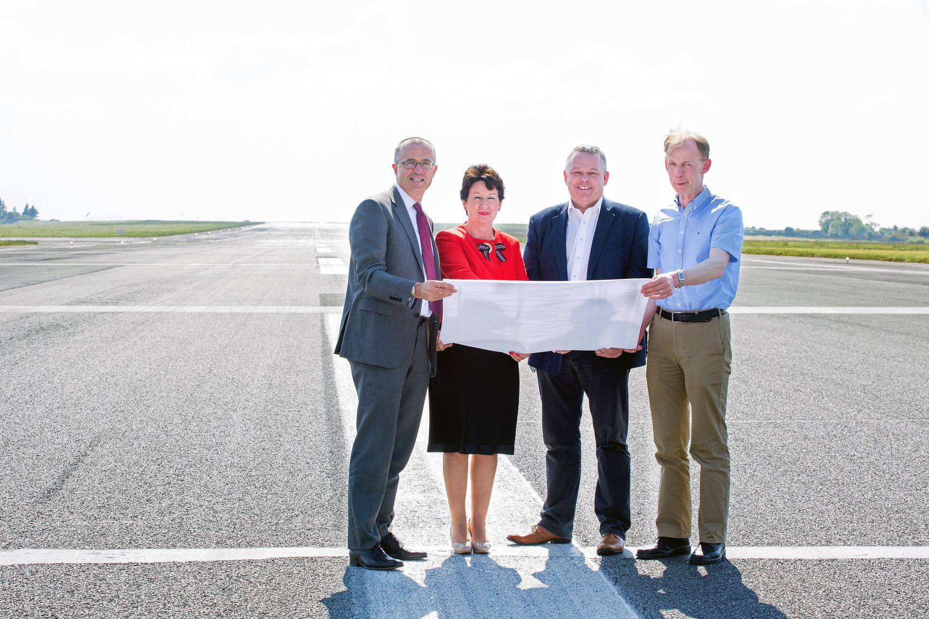 Shannon Airport Upgrade