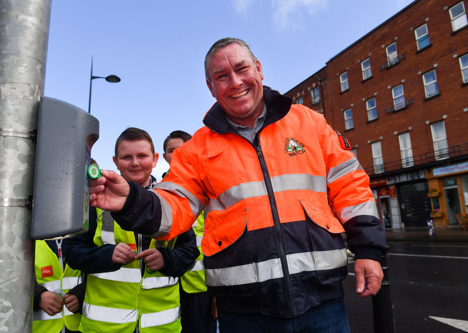 Beat the Street for Limerick Suicide Watch
