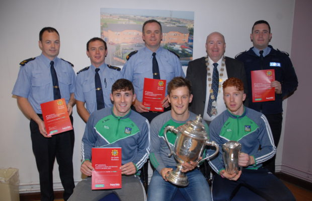 Limerick Garda Divisional  Youth Awards 2017