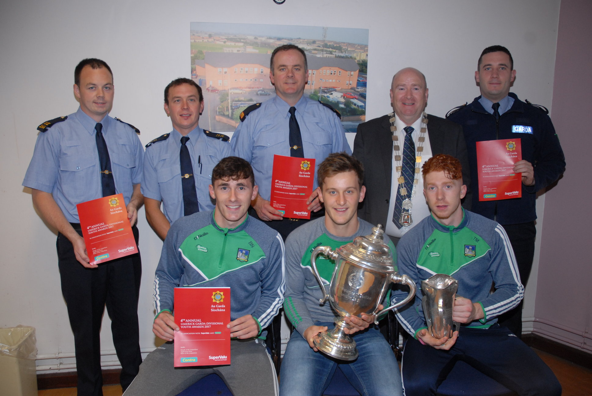 Limerick Garda Divisional Youth Awards 2017