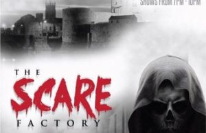 The Scare Factory 2017
