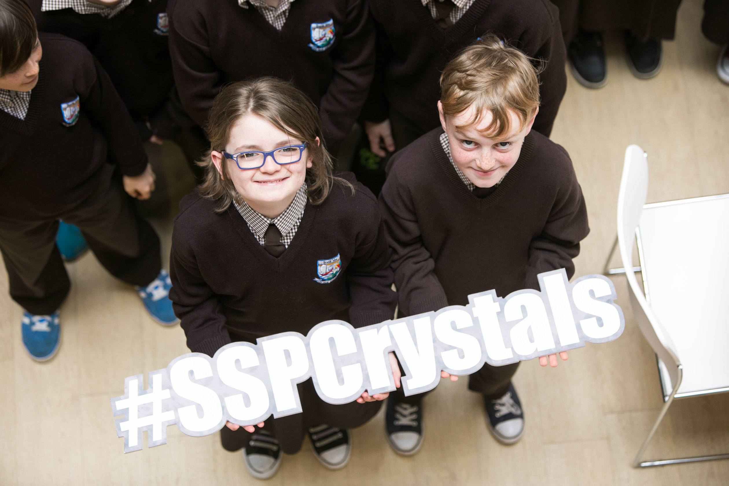 SSPC National Crystal Growing Competition