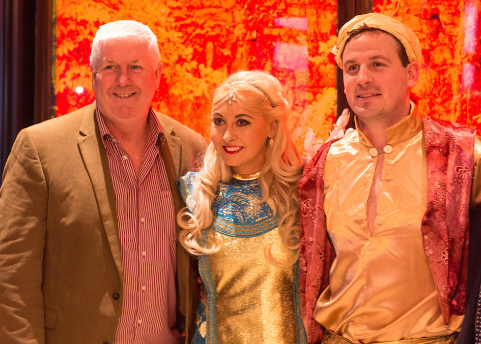 Limerick Panto Society Aladdin