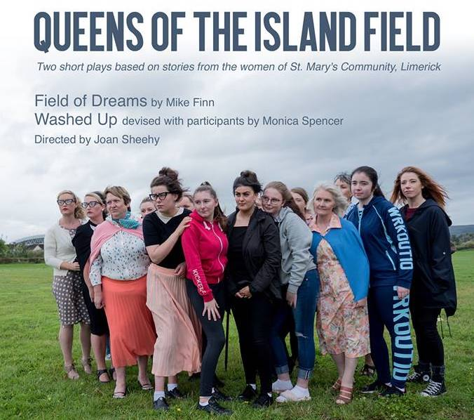 Queens of the Island Field
