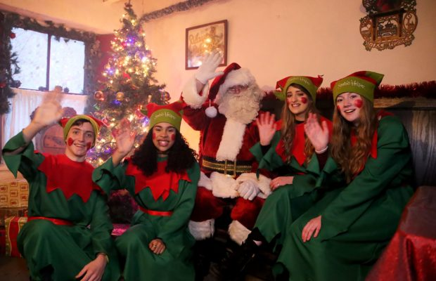 Santa Experience at Bunratty